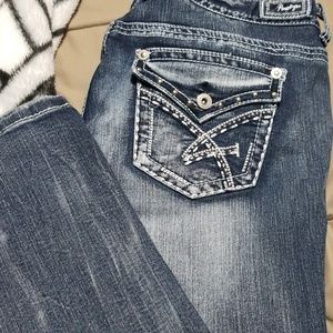 Blue jeans (boot cut)
